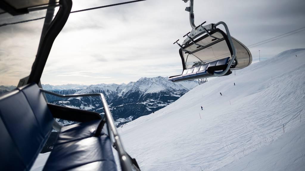 Die Sessellifte bleiben über Weihnachten leer – zumindest in den Kantonen Luzern und Schwyz. (Symbolbild)