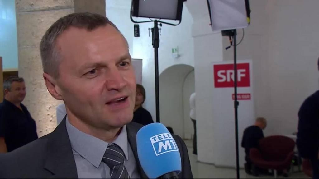 Bernhard Guhl (BDP): «Damit haben wir nicht gerechnet»
