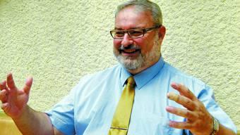 Noch nie wurde in Luterbach ein Gemeindepräsident abgewählt – Jürg Nussbaumer versucht es trotzdem.