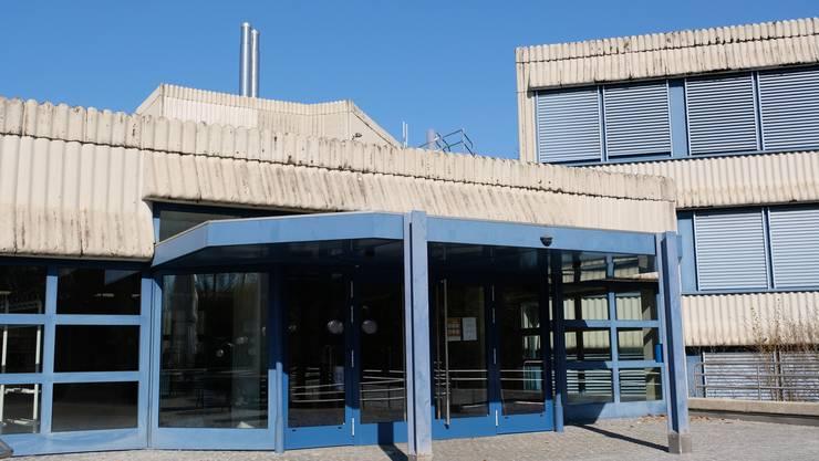 Die Kantonsschule Limmattal.