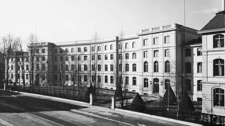 Ciba-Verwaltungsgebäude (K-141), 1939