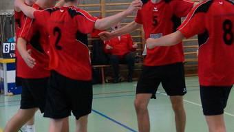 Smash U19 bejubelt den vierten Rang an der Schweizer Meisterschaft.owi