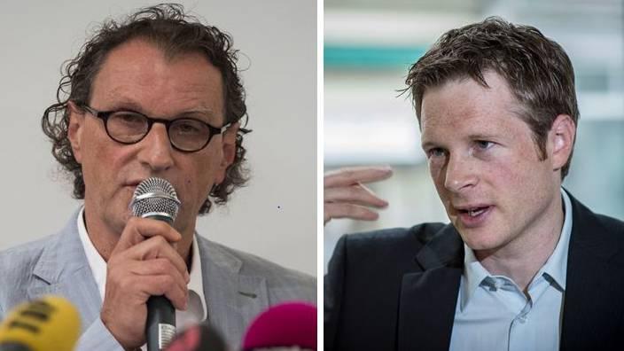 Tritt Geri Müller als Nationalrat ab, rückt Jonas Fricker nach.