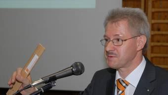 Kurt Schmid von der CVP wird für den Ständerat kandidieren