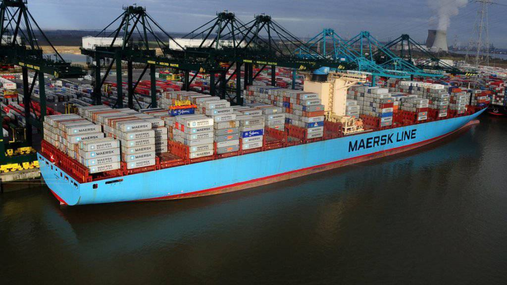 Frachthafen in Antwerpen: Laut der Welthandelsorganisation WTO kommt der internationale Güteraustausch auch in diesem Jahr nicht richtig vom Fleck (Archiv).