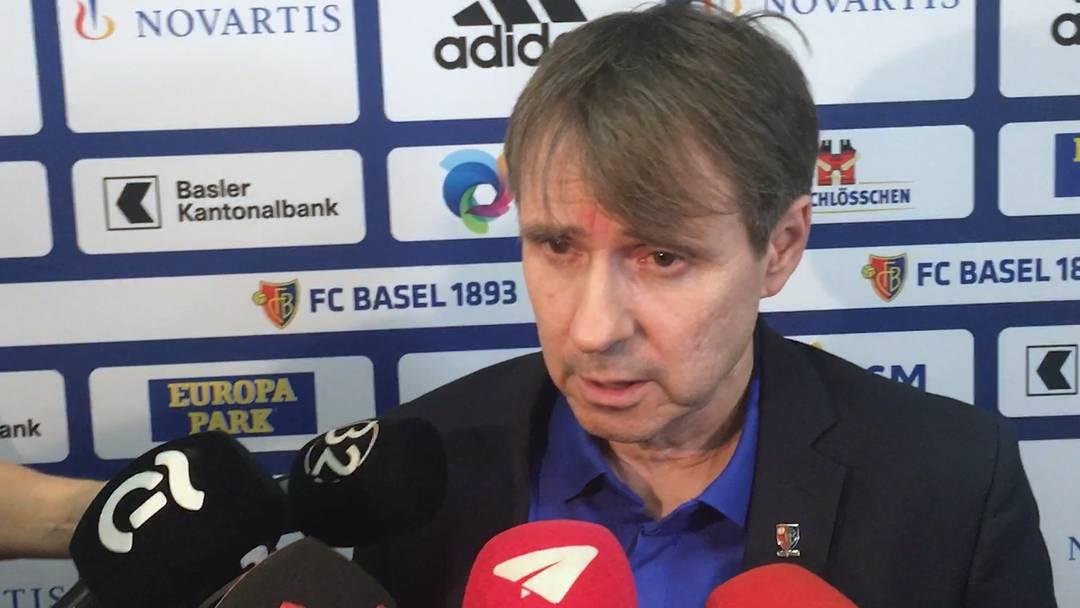 Bernhard Burgener: «Wir haben dem Verein mehr geschadet als Marcel Koller»