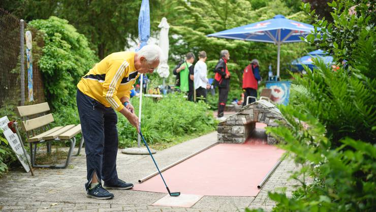 Mannschafts SM Minigolf Nationalliga B