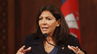 Bürgermeisterin Anne Hidalgo. key
