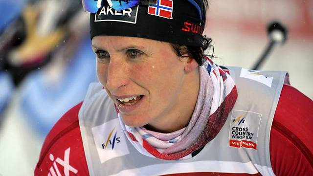 Marit Björgen freut sich über den gelungenen Saisonstart.