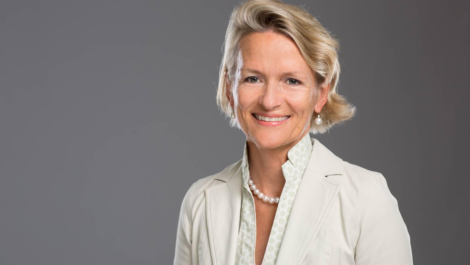 Andrea Gmür neue Präsidentin der Mitte-Fraktion
