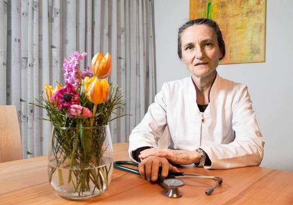 Erika Preisig: Die Hausärztin aus Biel-Benken BL gründete 2012 Eternal Spirit.