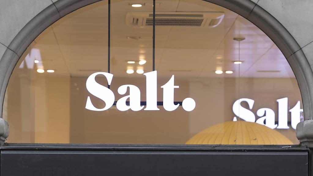 Das Telekomunternehmen Salt will Insidern zufolge im Herbst an die Schweizer Börse. Dabei dürfte Salt Aktien für rund 700 Millionen Franken anbieten, grossteils aus einer Kapitalerhöhung. (Archivbild)