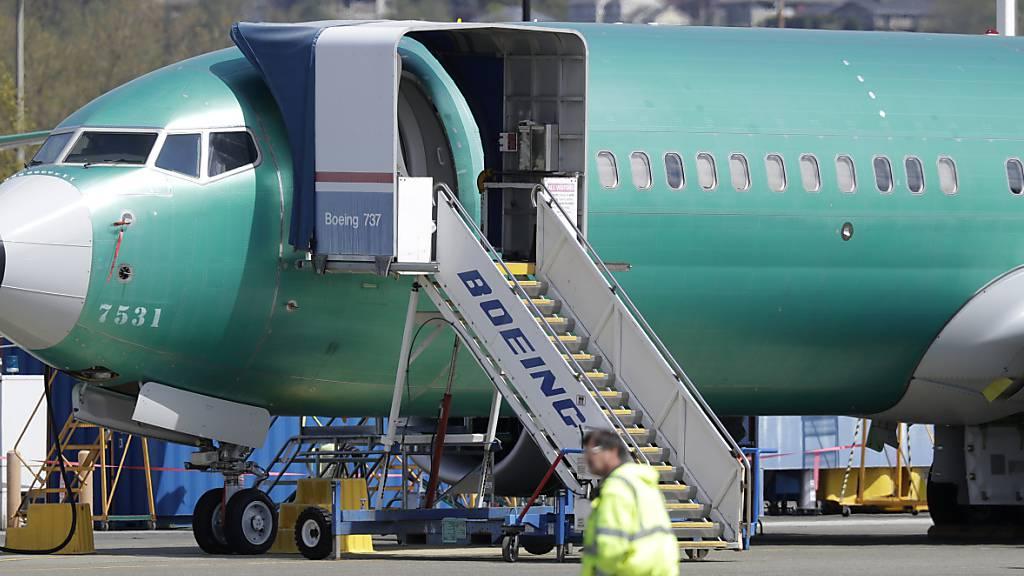Boeing entlässt Chef seiner Passagiermaschinensparte
