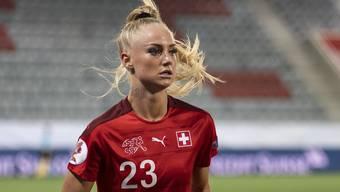 Alisha Lehmann.