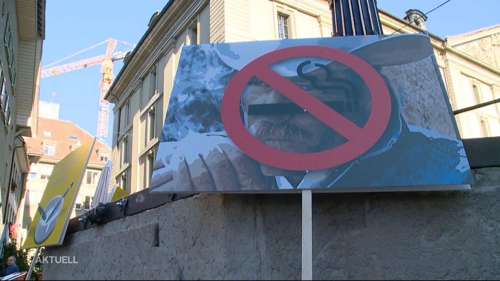 Tabakwerbung soll verboten werden