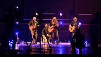 StreamUs im Parktheater: Es spielt die Grenchner Band Light Food