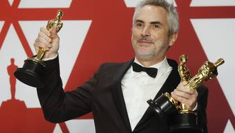 Alfonso Cuaron gewann drei Oscars.