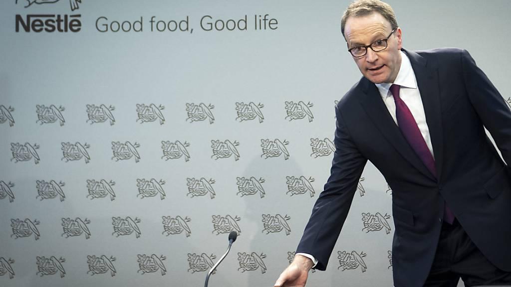 Nestlé-CEO hat 2019 fast 10 Mio Franken verdient
