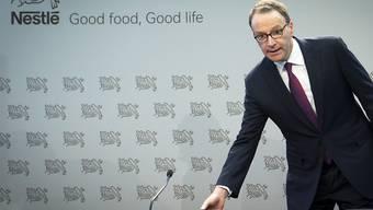Lohn und Boni von Nestlé-CEO Ulf Mark Schneider sind 2019 etwas höher ausgefallen als im Vorjahr. (Archivbild)