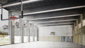 Die Vorlage zum Bau der Doppelturnhalle beim «Hermesbühl» wurde mit drei Viertel Ja-Stimmen angenommen.