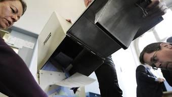 Statt 15 Stimmlokale gibt es bei der kommenden Abstimmung in der Stadt Zürich nur deren zwei. Grund dafür ist die Corona-Pandemie. (Symbolbild)