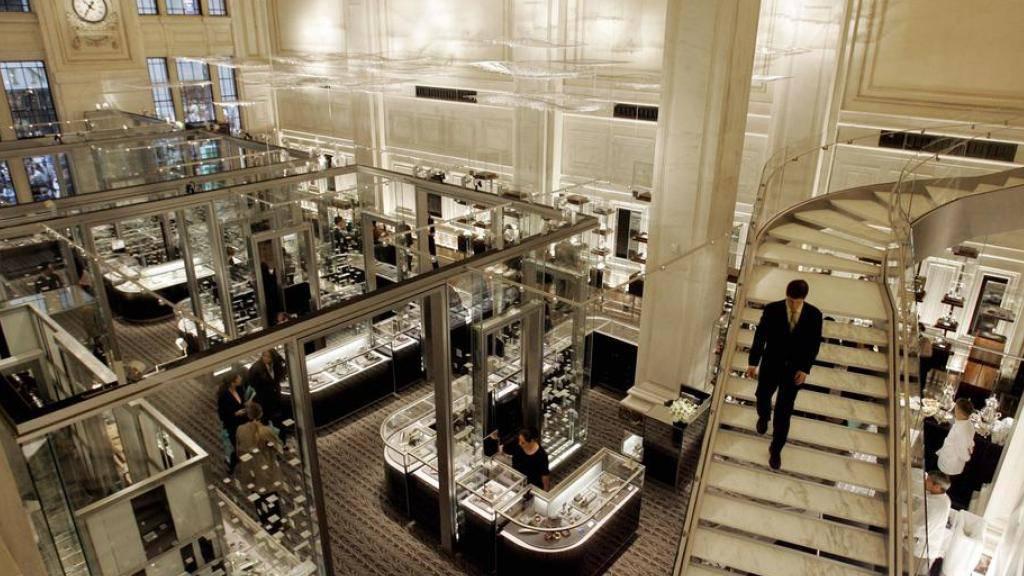 Tiffany hat im letzten Quartal unter dem starken Dollar gelitten: für viele Touristen wurden die Luxusjuwelen noch teurer. (Symbolbild)