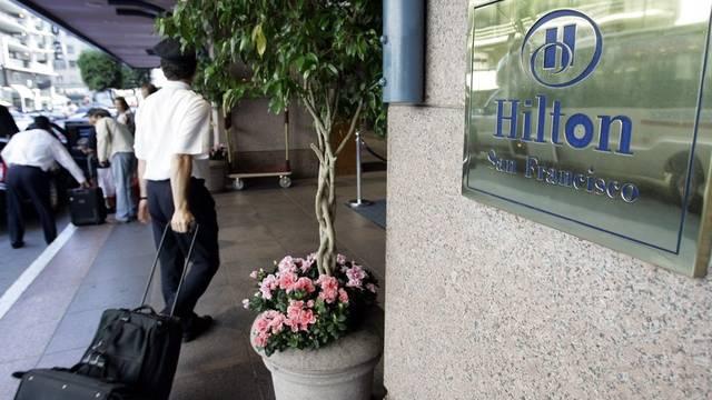 Hilton liess einen Rivalen ausspionieren und muss jetzt Busse zahlen (Archiv)