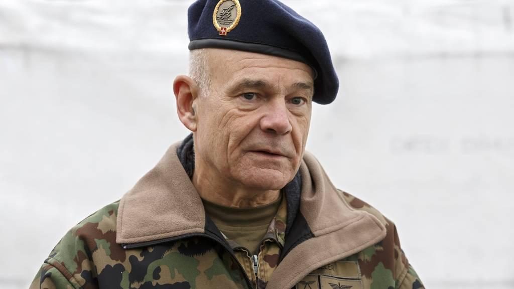 Kommandant der Luftwaffe: «Es geht um Sein oder Nichtsein»