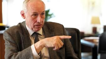 Jean-Marie Zoellé, Maire von Saint-Louis, wünscht sich eine aktivere Rolle von Basel als Motor der trinationalen Entwicklung – und scheut kaum Konflikte.