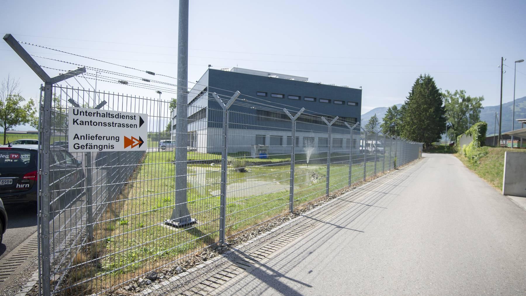 Im Regionalgefängnis Altstätten verstarb ein 26-jähriger Häftling.