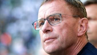 Kann Ralf Rangnick den favorisierten Bayern einen Strich durch die Rechnung machen?