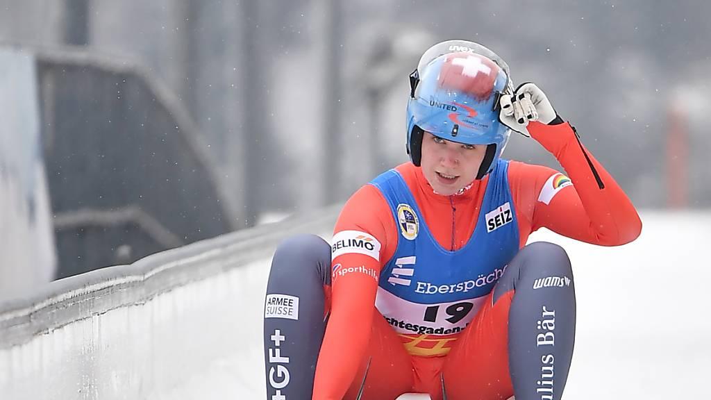 Schlittler kehren nach neun Jahren nach St.Moritz zurück