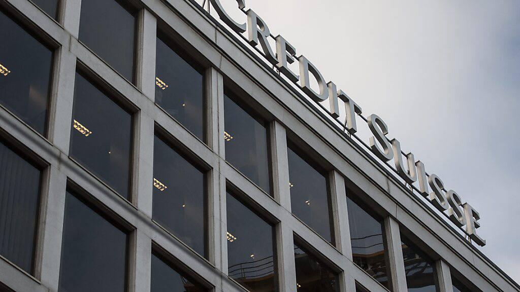Moody's senkt Rating für Credit Suisse um eine Stufe