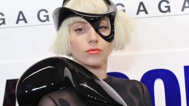Stefani Germanotta alias Lady Gaga (Archiv)
