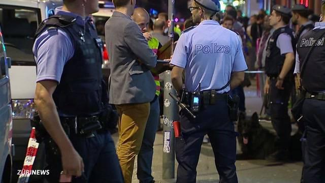 Stadtpolizei hat die Hände voll zu tun