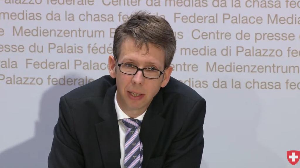 Der neue Leiter für die Digitalisierung des Bundes: Daniel Markwalder.