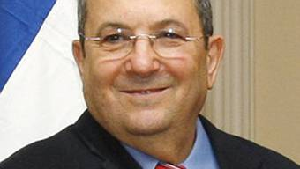 Ehud Barak (Archiv)