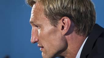 Seit 20 Tagen ist Sami Hyypiä beim FCZ als Trainer in der Verantwortung.