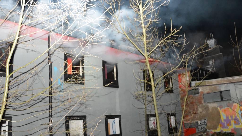 Brandstiftung in Hauenstein-Ifenthal: Zwei Frauen angezeigt