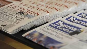 Fünf Personen bei Tageszeitung entlassen