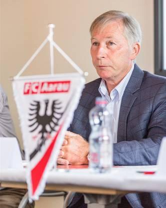 Der FCA-Präsident Alfred Schmid hatte mit seinem flammenden Plädoyer Erfolg. Ab dieser Saison gibt es die Barrage wieder.