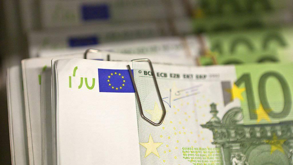 Auf Teneriffa haben Ermittler «die aktivste Falschgeld-Druckerei Spaniens» ausgehoben. (Symbolbild)