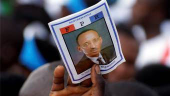 Ruandas Präsident Kagame will uneingeschränkte Macht.Margaret Cappa/key