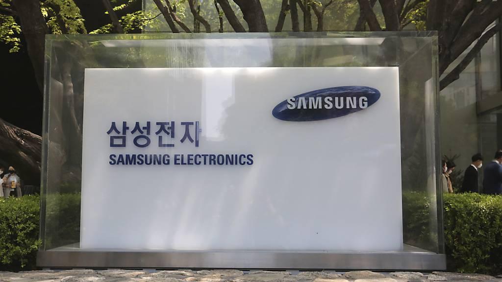 Die Folgen der Corona-Pandemie haben dem südkoreanischen Konzern Samsung Electronics zu einem Gewinnsprung verholfen. (Archivbild)