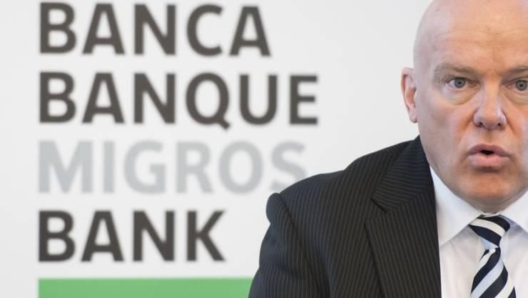 Die Migros Bank ist im ersten Halbjahr 2018 gewachsen und hat den Gewinn gesteigert. (Archiv)