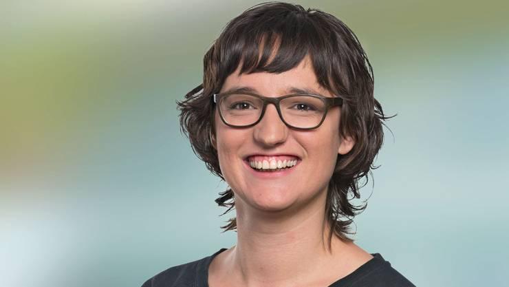 Viviane Hösli von den SP Frauen will die Dominanz der Männer im Nationalrat durchbrechen.