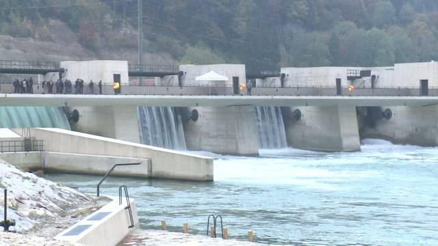 Wasserkraftwerk Hagneck: Modern aber unrentabel