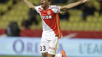 Monaco-Stürmer Kylian Mbappé weiter im Höhenflug