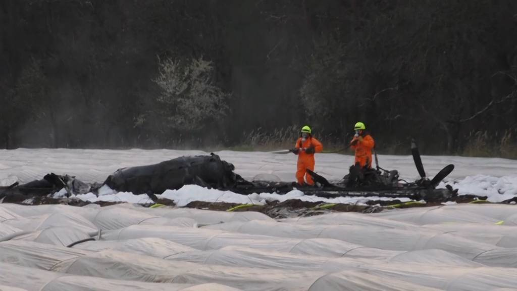 Unfall-Drama: Russische Multimillionärin stirbt bei Flugzeugabsturz