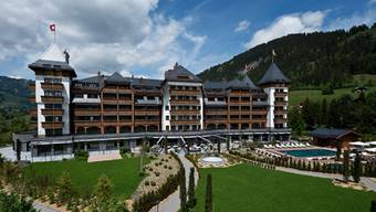 «The Alpina» in Gstaad